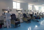 Actualmente, la SSM brinda atención de calidad y calidez a 94 pacientes con problemas renales, de los municipios de Hidalgo, Maravatío, Zitácuaro, Zinapécuaro, Tuxpan y Contepec, principalmente