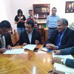 El Rector reconoce disposición de ambos sindicatos para mantener las puertas abiertas de la Casa de Hidalgo