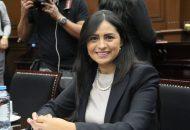 Error que mandos militares estén a cargo de acciones de seguridad: Araceli Saucedo
