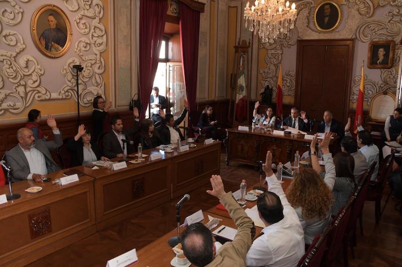 Regidores demostraron su interés en el ejercicio del recurso público municipal