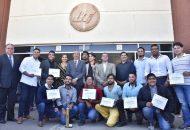 En esta ocasión, un total de 30 alumnos acudieron al vecino estado de Guanajuato para participar en el Encuentro Regional conformado por estados como Querétaro y Guanajuato