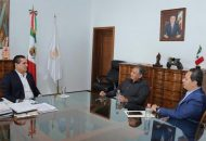 El titular del Ejecutivo Estatal resaltó que el proyecto de la ZEE de Lázaro Cárdenas-La Unión, es el más importante en materia de desarrollo económico en el estado