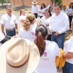 El titular de la Sedesoh, resaltó la importancia de trabajar en el mejoramiento de los 113 municipios michoacanos