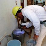 La SSM no baja la guardia con acciones de prevención epidemiológica, sanitarias y vectoriales, estableciendo cercos en zonas de los jornaleros agrícolas
