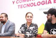 Michoacán, primera entidad interesada en la profesionalización de periodistas, reconoce Arturo Black, editor general de Infografía y Arte de Grupo Milenio