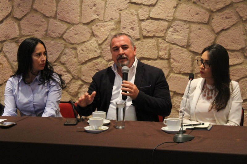 Durante el evento el Presidente de Fucidim, Roberto Ramírez Delgado argumentó que la Red Global MX cuenta con 6 mil 500 mexicanos altamente calificados que están alrededor del mundo, los cuales 1200 son michoacanos