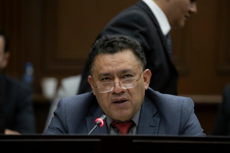 Fermín Bernabé remarcó que su posición y la de sus compañeros de bancada irá siempre enfocada en el bien común de los michoacanos