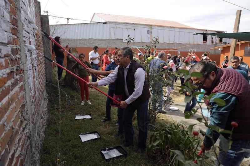 De manera periódica se visitaran comunidades y localidades del municipio
