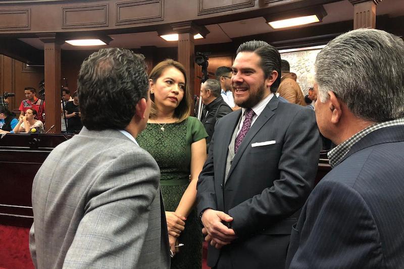 Seremos coadyuvantes en construir la paz en Michoacán: Eduardo Orihuela
