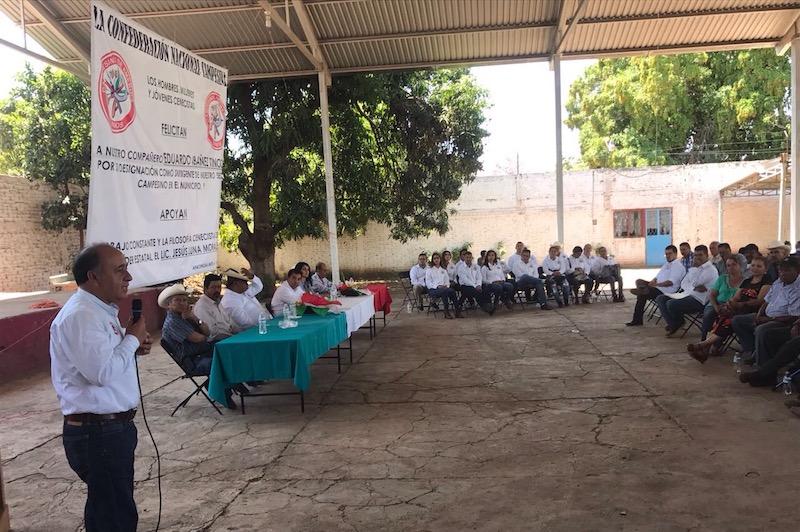 Michoacán lidera en cultivos de Aguacate, Guayaba, Melón, Zarzamora y Fresa a nivel nacional: Luna Morales