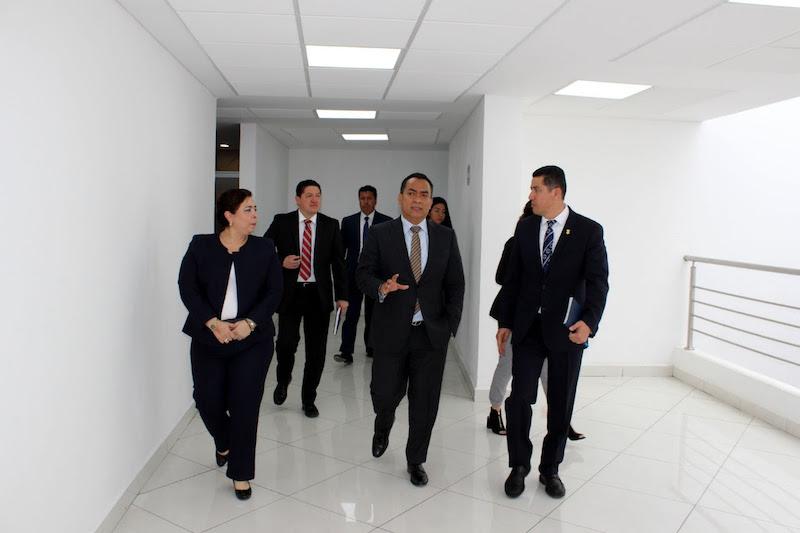 López Solís recordó que el diagnóstico que ya se elabora, será base para conocer la estructura que se ha venido manejando al interior de cada una de las Fiscalías Regionales