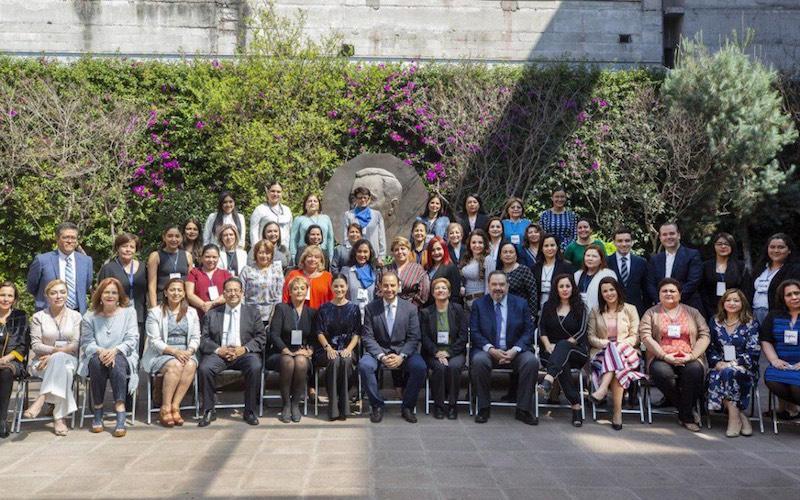 Cortés Mendoza planteó que hoy los panistas tienen un nuevo reto: enfrentar la nueva realidad que vive México y defender el país, la democracia y las instituciones
