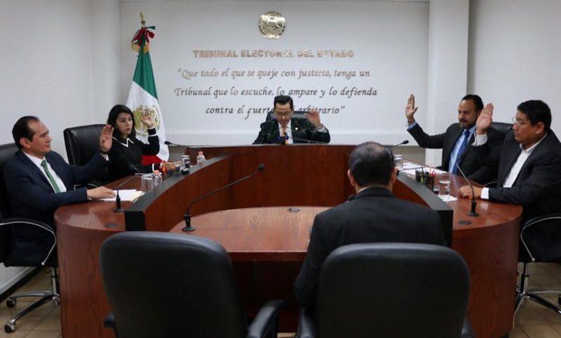 Hasta ahora se entiende que la consecuencia del fallo sería el validar únicamente el registro de Sergio Benítez para la elección interna, o bien, anular todo el proceso y ordenar su reposición