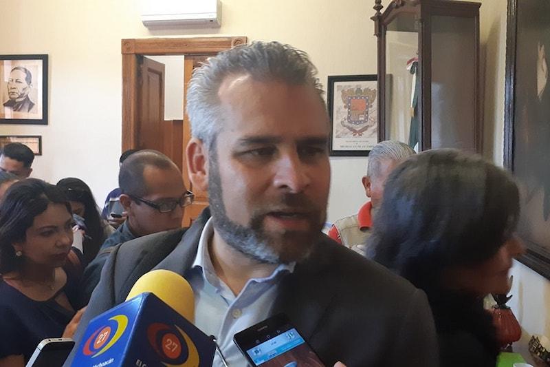 Alfredo Ramírez anticipó que el tema se aclarará en la reunión que este jueves sostendrán los líderes morenistas de Michoacán con el Comité Ejecutivo Nacional del Morena