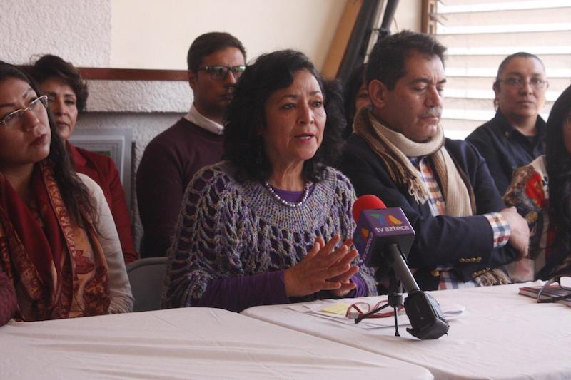 """Torres Zaragoza recordó que estas actividades tendrán inicio el próximo 1 de marzo del presente con un panel """"Perspectiva de los Derechos Humanos de las Mujeres en el Nuevo Gobierno Federal"""""""