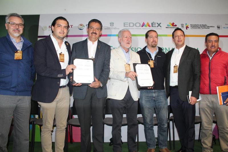El acuerdo entre los gobiernos de Michoacán y de México concentra el trabajo conjunto en materia de protección y conservación forestal