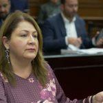 Pido que los involucrados en esta acción -intelectuales y operativos- frenen esta campaña de desprestigio en redes sociales y en medios, en mi contra y de compañeros de Morena: Cristina Portillo