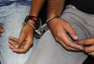 Los detenidos se encuentran en reclusión, toda vez que fueron vinculados a proceso por su relación en otros hechos constitutivos de delito