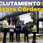 Al sumarse a la Policía Michoacán, los aspirantes podrán concluir estudios de nivel superior, capacitaciones en materia de profesionalización policial, salario homologado, seguro de vida, acceso a programas de vivienda, salud, entre otros, en beneficio de ellos y sus familias