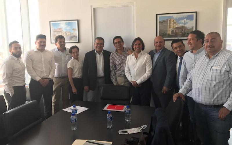 Son recursos federales prometidos por el presidente López Obrador en su visita a Morelia al conocer la situación actual de las vialidades de la capital del estado