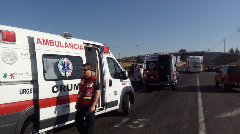El conductor, Armando C., de 23 años y estudiante del Instituto Montrer, falleció en el lugar de los hechos