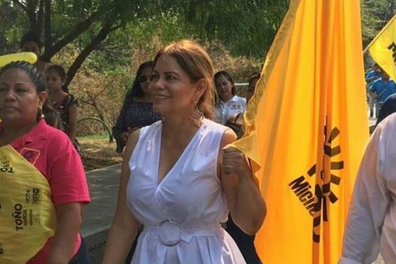 Me duele profundamente la recurrente violación a los estatutos de nuestro partido, por parte de miembros del comité estatal: Teresa Valencia