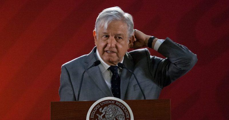 El mandatario admitió, sin embargo, que sintió que hubo cierta manipulación en los abucheos que recibió el gobernador de Guerrero, Héctor Astudillo Flores, durante una visita que el mandatario federal realizó a Tlapa
