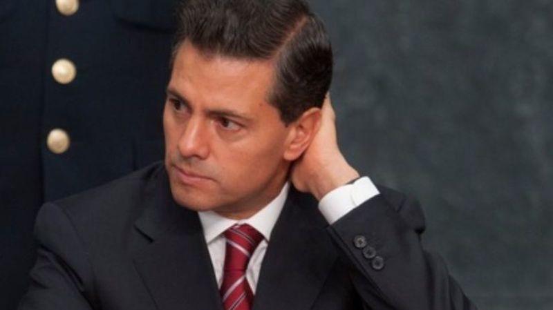 Los agremiados priistas señalaron a Peña Nieto de ocasionar al instituto desdoro ante la ciudadanía