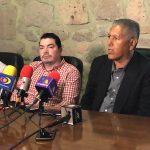 Luego de la votación, se llevó a cabo una conferencia de prensa conjunta con el responsable de la política interna de la administración municipal