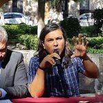 Pimentel Mendoza señaló que su tarea será organizar y fortalecer al partido de cara a la elección de una dirigencia formal en noviembre