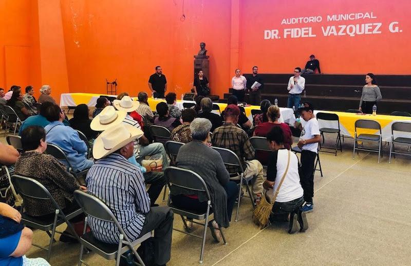 Ingresan 88 habitantes de Ixtlán a Palomas Mensajeras