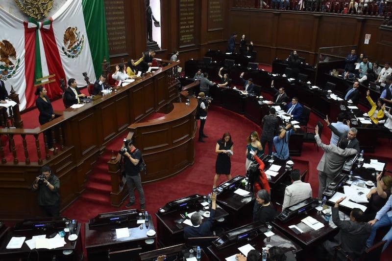 La Condecoración se entregará en el Salón de Recepciones del Palacio Legislativo