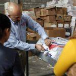 La empresa michoacana Ecoenlace es la encargada de la destrucción, misma que está dedicada al ecoambientalismo
