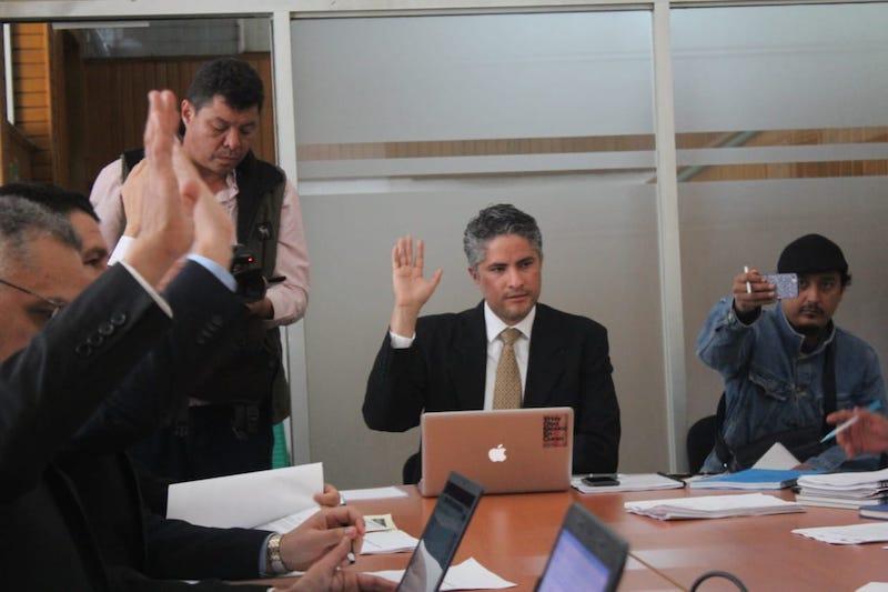 En sesión ordinaria del Comité Coordinador y Órgano de la Secretaría Ejecutiva del Sistema Estatal Anticorrupción, explicó que se trata de la Primera Política Pública formal que emite el Sistema Estatal Anticorrupción