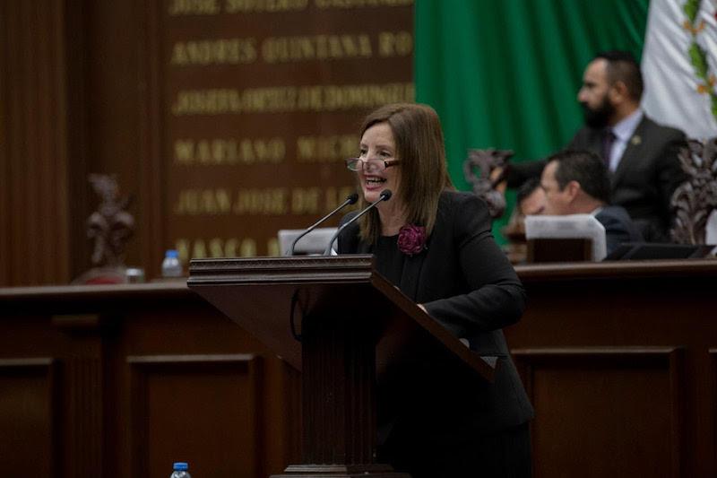 Rechaza Grupo Parlamentario de Morena extinción de la Junta de Caminos de Michoacán