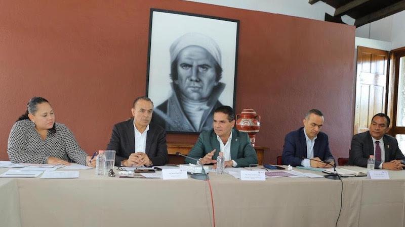 El titular del Poder Ejecutivo Estatal celebró que la Conferencia haya elegido a la capital michoacana como sede de este importante evento