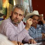 Alfredo Ramírez refirió que la Ley Orgánica Municipal sólo define al jefe de tenencia como autoridad auxiliar de los municipios, pero sin precisar sus atribuciones