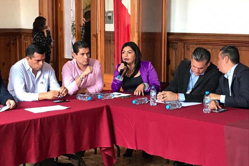La legisladora petista, puntualizó que la meta es generar las condiciones necesarias a fin de echar abajo los impuestos que afectan directamente a los michoacanos