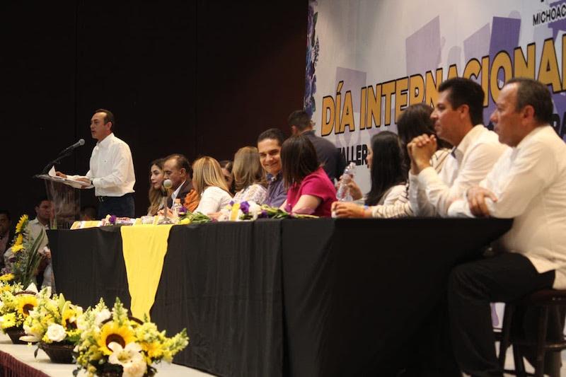 Perredistas, ejemplo nacional en las grandes batallas de la transformación del país: Soto Sánchez