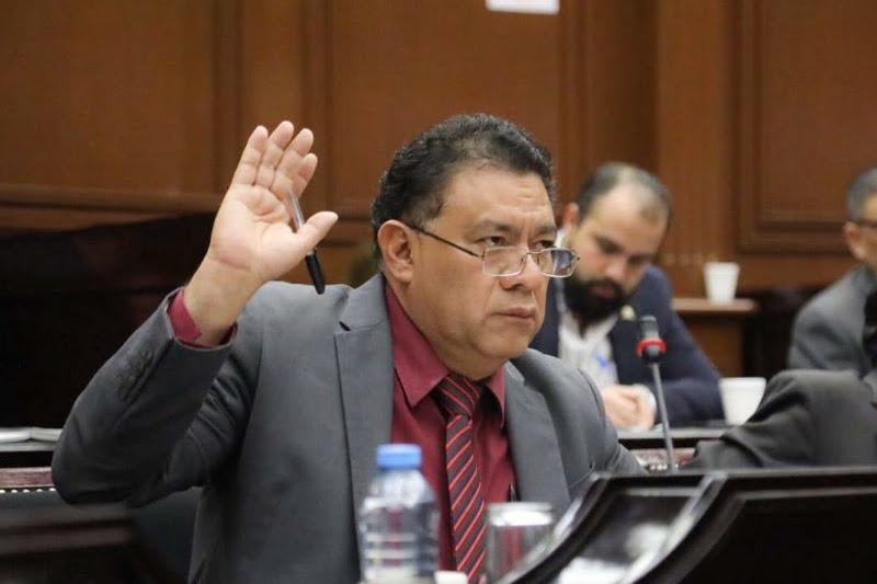 Celebra Grupo Parlamentario de Morena disposición en Ejecutivo estatal ante Guardia Nacional: Bernabé Bahena