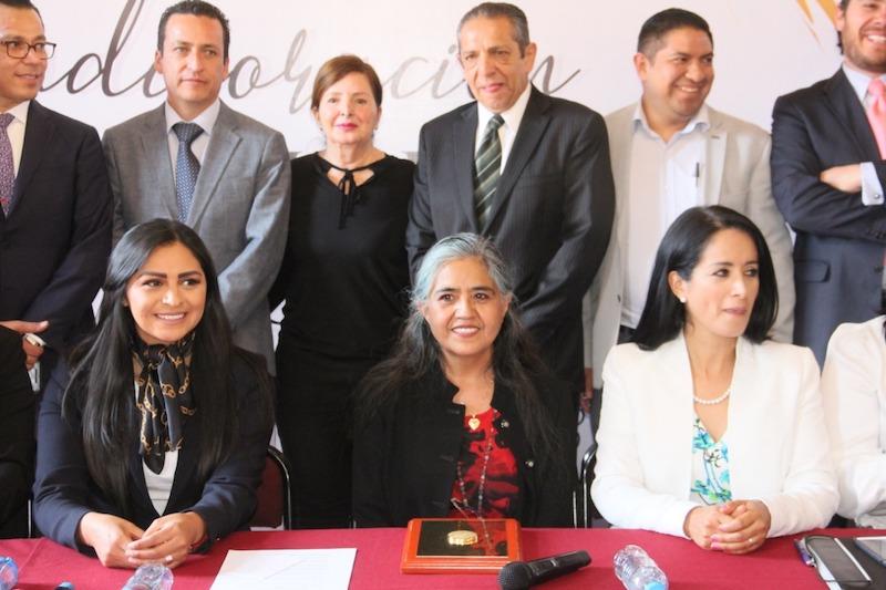 Saucedo Reyes subrayó que, además de las normas, se requieren de acciones integrales para lograr la igualdad sustantiva