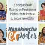 Movimiento Ciudadano, refrenda su compromiso de construir un México y un Michoacán de la mano de las mujeres