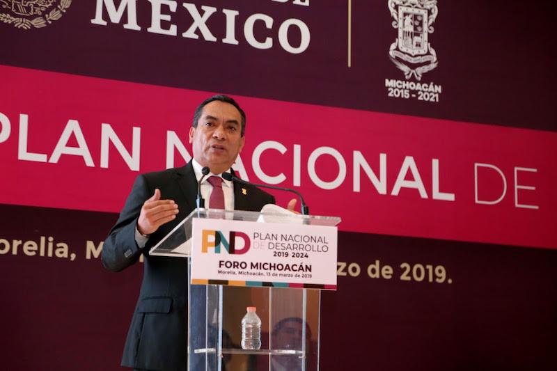 López Solís explicó que el homicidio doloso es uno de los delitos con mayor crecimiento en los últimos años en el país