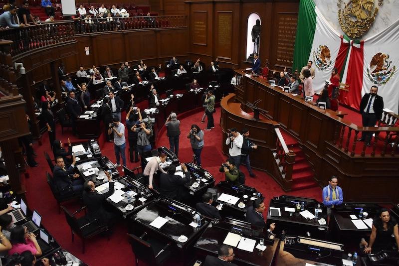 La minuta remitida por la Cámara de Diputados del Congreso de la Unión, tiene como objetivo la creación de una Guardia Nacional, la cual se encargará de prevenir y combatir el delito en todo el territorio nacional