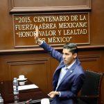 Paredes Andrade celebró que Michoacán se haya sumado al resto de las entidades federativas que ya han aprobado las reformas constitucionales, para demostrar que la tierra purépecha tiene la total disposición de contribuir en los cambios que requiere el país