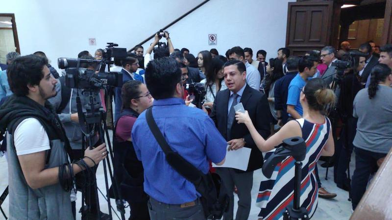 Acción Nacional no permitirá que los derechos de los niños sean violentados: Óscar Escobar Ledesma