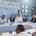 Se acordó por parte de los presentes, designar a Protección Civil de Guanajuato como la instancia encargada de coordinar los trabajos de la homologación de consultores y capacitadores