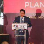 Pantoja Arzola recordó que el propósito de los Foros de Consulta es dar a conocer las demandas y exigencias de los michoacanos para integrar el Plan Nacional de Desarrollo 2019- 2024