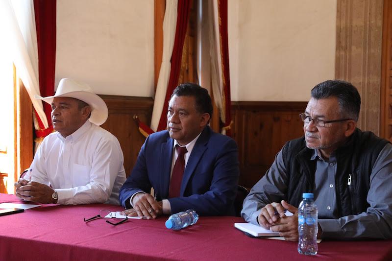 Báez Torres se reunió con líderes transportistas del estado; asegura que su bancada está comprometida con la dignificación del sector