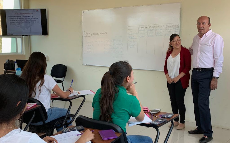 El Gobierno del Estado reconoce el compromiso de los trabajadores de la educación, de continuar atendiendo su responsabilidad en las aulas frente a grupo